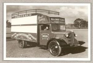 Austin Truck Old Fruiterer Truck